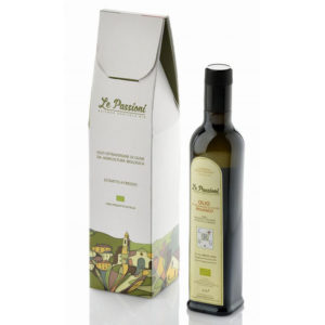 "Organic Extra Virgin Olive Oil ""Le Passioni"""